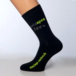 business-socken werbemittel